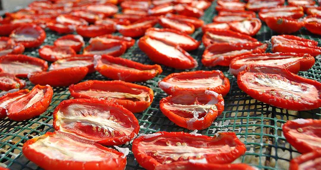 Calabrian Sun Dried Tomatoes Valbona