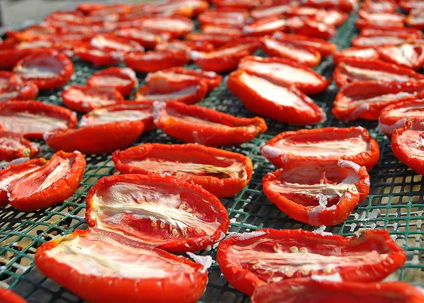 Calabrian sun-dried tomatoes_Valbona